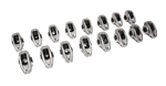 "Comp Cams 17043-16 : Rocker Arms, High Energy Diecast, Stud Mount, Full Roller, Aluminum, 1.60 Ratio, 3/8"" Stud, SBF, Set of 16"