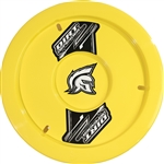"Dirt Defender 10140 : 15"" Wheel Cover, ABS Plastic, Yellow"