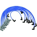 Ford Racing M-12259-C460, Spark Plug Wire Set 9mm Blue