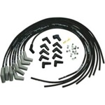 Ford Racing M-12259-M302, Spark Plug Wire Set 9mm Black