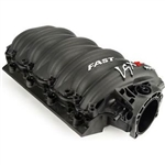 FAST 146302B : Intake Manifold, Fuel-Injected, Complete, Polymer, Black, Chevy LS1, LS2, & LS6