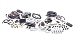 FAST 30402-KIT : Fuel Injection System, EZ-EFI 2.0, Black Throttle Body, 4-Barrel Flange (Return Style)