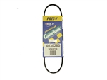 Goodyear 4030280 Belt, Serpentine Poly V, Gatorback,  28 Long, 3 Rib