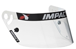 Impact 13199901 : Helmet Shield, Anti-Fog, Clear