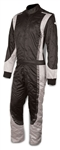 Impact 23000613 : Driving Suit, Carbon6, Black/Gray, X-Large, SFI 3.2A/5