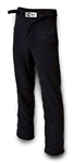 Impact 23315510 : Driving Pants, The Racer, Solid Black, Large, SFI 3.2A/5
