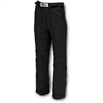 Impact 29400610 : Driving Pants, Team Drag, Solid Black, X-Large, SFI 3.2A/15