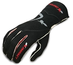 Impact 39000610 : Driving Gloves, Alpha, Black, X-Large, SFI 3.3/5