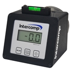 Intercomp 100005 : Digital Caster/Camber Gauge, Magnetic Adapter & Case Included
