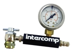 Intercomp 100675-A : Shock Pressure Gauge, Analog, 0-300 PSI