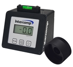 Intercomp 102046 : Digital Caster/Camber Gauge, Wide-5 Adapter & Case Included