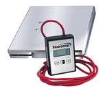 "Intercomp 170255 : Gas Scale, Cabled, Billet, 10"" x 10"" Platform, 0 - 200 KG"