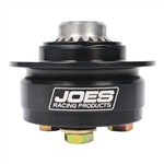 Joes 13400 Steering Wheel Quick Release, 3/4 OD Shaft