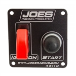 Joes 46110 Ignition Switch Panel, Flip Up/Ignition/Start Button Rubber Back Sealant