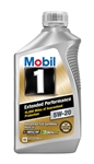 Mobil 1 102989 : Motor Oil, Full Synthetic, 5W20, 1 Quart