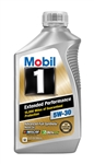 Mobil 1 112627 : Motor Oil, Full Synthetic, 5W30, 1 Quart