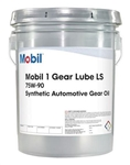 Mobil 1 105704 : Gear Lube, Synthetic, 75W90, 5 Gallon