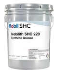 Mobil 1 105801 : Grease, Mobilith SHC 220, Bucket, 35.0 lbs.