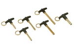 Moroso 90400 Quick Release Pin 5/16 X 1 Inch Long (Pack of 2)