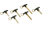 Moroso 90440 Quick Release Pin 1/2 X 2-1/2 Inches Long (2 Pack)