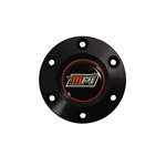 MPI A-CHC : Steering Wheel Center Cap, MPI 6-Bolt Wheels, Aluminum