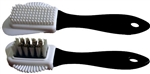 MPI A-SB : Steering Wheel Brush, Suede Maintenance