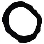 MPI A-SWC : Steering Wheel Cover, Outer Ring, Cloth, Black