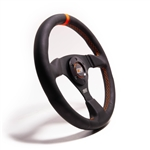"MPI F-13-C-HG : Steering Wheel, 12.75"" Diameter, 1.25"" Dish, High Grip (Off Road/Drifting)"