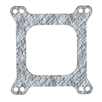 "Mr. Gasket 54 : Carburetor Base Gasket, 4-Barrel, Square Bore, Open Center, .063"" Thick"