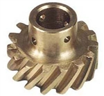 MSD 8581 Distributor Gear, Ford 351C, 460, Bronze