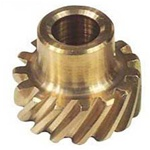 MSD 8583 Distributor Gear, Ford, 302, Bronze