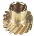 MSD 8585 Distributor Gear, Ford 351W, Bronze