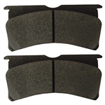 PFC Outlaw, Wilwood B/Bolt Brake Pads
