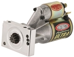Powermaster 9400 : Starter, Ultra Torque, Mini Hitachi, Standard Rotation, SBC/BBC (153/168 Tooth)