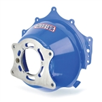 "Quarter Master 110440 : Steel Bellhousing, 4.687"" Bore, Chevy, Stock Location Starter"