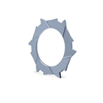 "Quarter Master 175406 : Clutch Floater Plate, Optimum-V, 5.5"" Diameter, Steel"