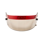 Roux Helmets RXHS01-15444 : Helmet Shield, Light Smoke