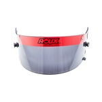Roux Helmets RXHS01-15555 : Helmet Shield, Dark Smoke