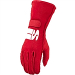 Simpson IMLR : Driving Gloves, Impulse, Red, Large, SFI 3.3/5