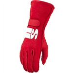 Simpson IMSR : Driving Gloves, Impulse, Red, Small, SFI 3.3/5