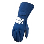 Simpson IMTB : Driving Gloves, Impulse, Blue, X-Small, SFI 3.3/5