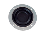 Seals-It GS1003-BL Grommet Seal, Single Series Blank No Hole