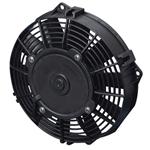 SPAL 30100358 Electric Fan, 7.5 Inch, Pull Style - Straight Blades