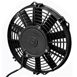 SPAL 30100392 Electric Fan, 9 Inch, Pull Style - Straight Blades