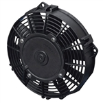 SPAL 30100393 Electric Fan, 7.5 Inch, Push Style - Straight Blades