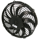 SPAL 30100435 Electric Fan, 10 Inch, Pull Style - Curved Blades