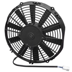 SPAL 30101500 Electric Fan, 11 Inch, Pull Style - Straight Blades