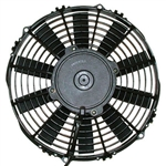 SPAL 30101504 Electric Fan, 12 Inch, Pull Style - Straight Blades