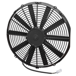 SPAL 30101516 Electric Fan, 16 Inch, Pull Style - Straight Blades