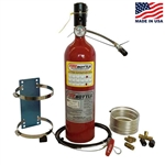 Firebottle AMRC-500 Automatic or Manual 5lb System